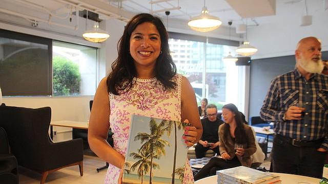 """DIFERENTE. """"Dining Traveler Guide to Puerto Rico"""", escrito por Jessica Van Dop DeJesús es una guía diferente a los tradicionales libros de viajes."""