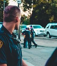 POLICÍA. Foto de referencia