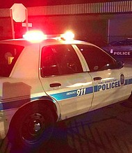 SEGURIDAD. Foto del Departamento de Policía del condado de Prince George.