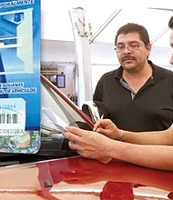 Aproveche la oportunidad de cancelar su permiso de importación temporal de vehículos en el Consulado General de México.