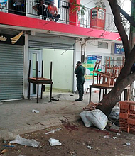 SUCESO. La Policía Metropolitana de Cúcuta confirmó la captura de los presuntos responsables y la cifra de heridos por la explosión.