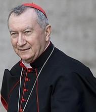 VATICANO. Foto de archivo del secretario de Estado del Vaticano, Pietro cardenal Parolín.