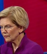 POLÍTICA. Senadora de Massachusetts y candidata demócrata, Elizabeth Warren