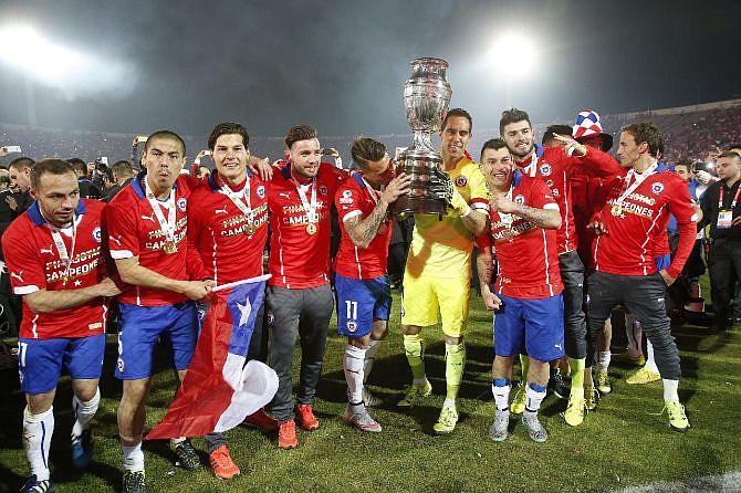 Chile apela a su mejor versión para la Copa América