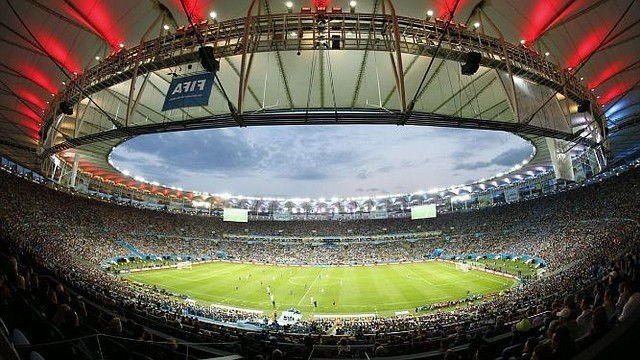 COLOSO. Brasil espera coronarse en el mítico Maracaná