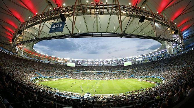 La suerte de ser local en la Copa América