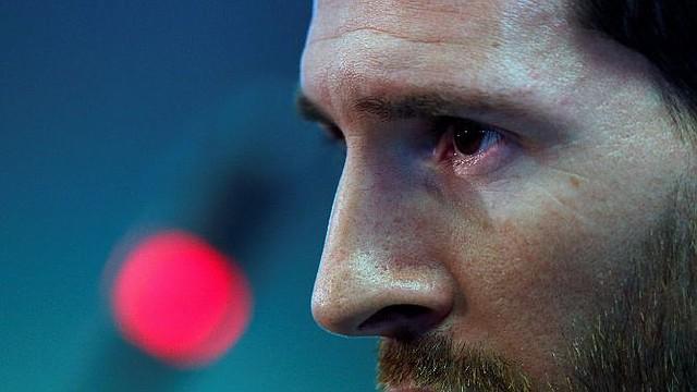 FIGURA. Messi es sinónimo de fútbol