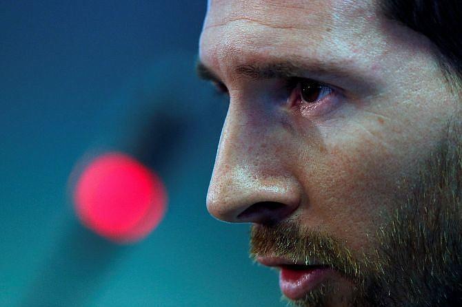 El éxito esquivo de Lionel Messi con Argentina