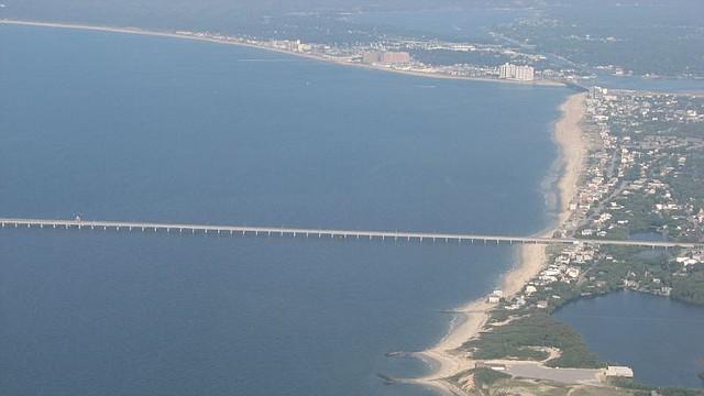 LOCALES. Bahía de Chesapeake
