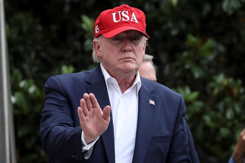 POLÍTICA. Presidente de los Estados Unidos, Donald Trump