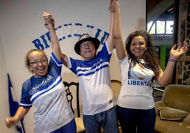 Nicaragua ordena la liberación de 50 personas detenidas por delitos contra la seguridad común