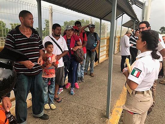 México busca cumplir plazo con EE.UU. tras crear comisión para atender migración