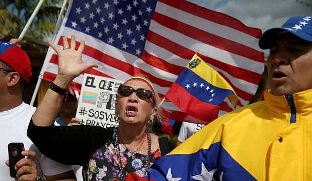 OPORTUNIDADES. La crisis política, económica y social, ha hecho que más de 4 millones de venezolanos hayan abandonado su país y buscado refugio en otras naciones del mundo, incluyendo a Estados Unidos.