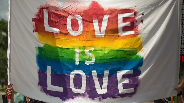 LGBTQ. Foto de referencia