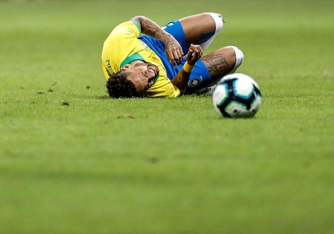 Brasil enfrenta el reto de la Copa América sin Neymar