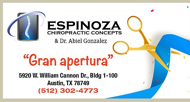 Apertura Arturo Espinoza & Abiel Gonzalez