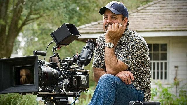 CINE. Ernesto Melara es escritor, director y cinematógrafo.
