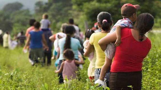 MIGRACIÓN. En mayo, el fiscal general de Estados Unidos, William Barr, reafirmó en un encuentro con el entonces presidente salvadoreño, Salvador Sánchez Cerén, la continuidad de los fondos que su país entrega para los planes de seguridad en Centroamérica.
