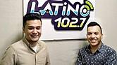 IMPERDIBLE. José Luis Ramírez (izquierda) y Pedro Escalera (derecha) son los locutores de 'Pedro al Aire', el radioshow de mayor audiencia en el Centro de Texas.
