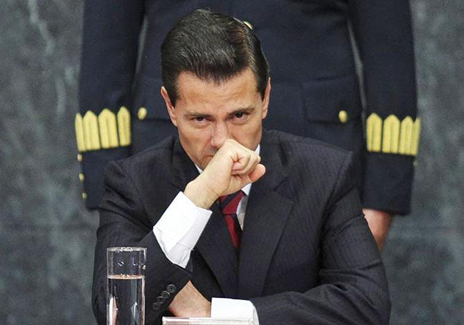 Por soborno en Pemex: Investigan a Peña Nieto