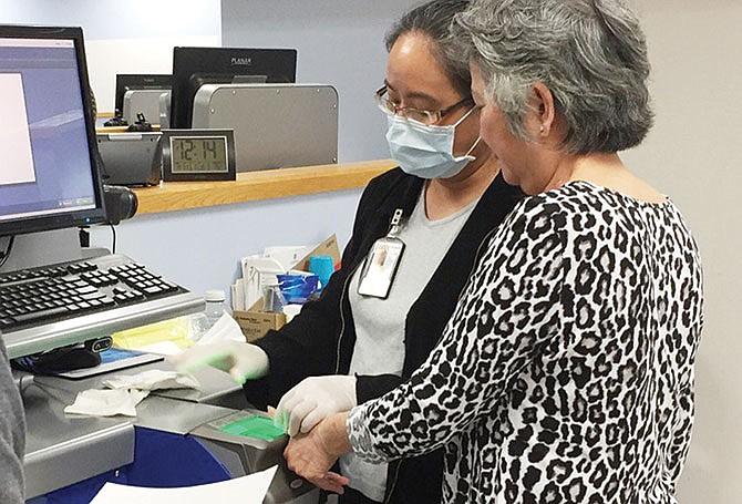USCIS renovará su  sistema biométrico