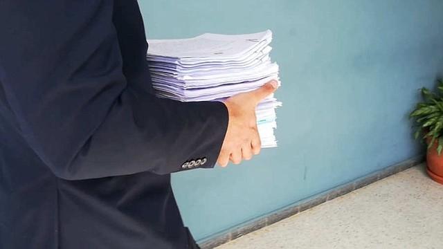 INVESTIGACIÓN. Las investigaciones indican que los imputados habrían captado más de $200,000 desde finales de 2014.