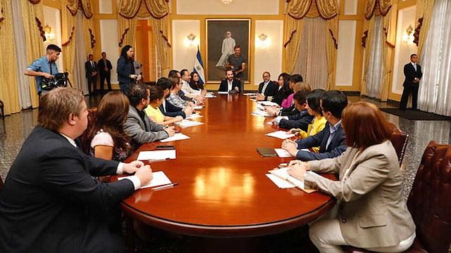 EL SALVADOR. Las nuevas Secretarías de Estado no tendrán asignación presupuestaria ni existencia jurídica