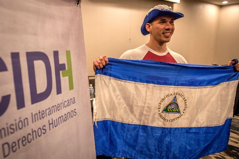 DICTADURA. La CIDH insta a Nicaragua a que deje en libertad a todos los presos políticos