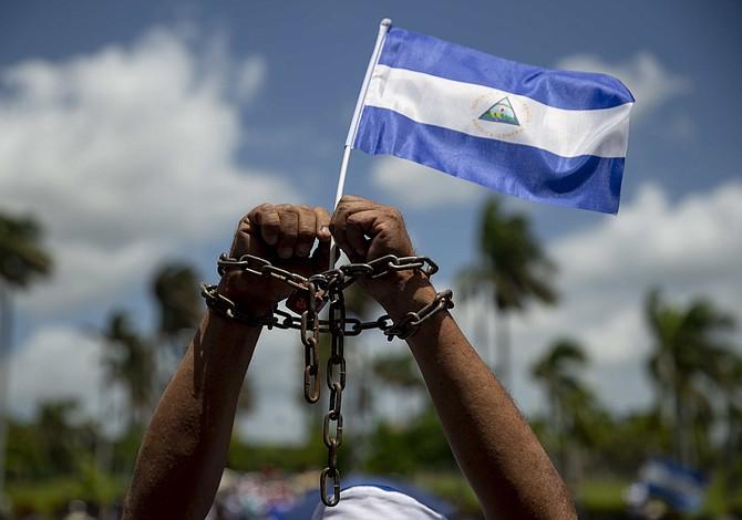 REPRESIÓN. Más de 320 personas han sido asesinadas por oponerse al régimen de Daniel Ortega.