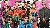 ARTISTAS. Sebastián Yatra, los Jonas Brothers, Daddy Yankee y Natti Natasha estrenaron el videoclip de su canción 'Runaway'.