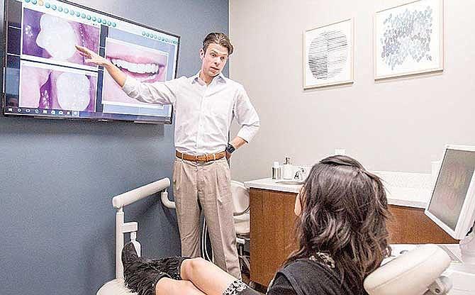 Innovación en tratamientos dentales