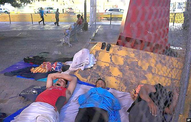 Migrantes enfrentan condiciones atroces en México