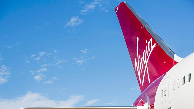 Foto: Virgin Atlantic Facebook