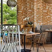 MODERNO. Con decoración moderna y fresca, Buena Vida ofrece platillos mexicanos tradicionales con un toque contemporáneo. FOTO: Buena Vida Facebook