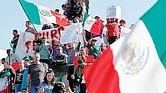 AY, MÉXICO. En varias ciudades del país los mexicanos que se oponen a la llegada de extranjeros indocumentados utilizan un lenguaje similar al de Donald Trump para calificarlos.