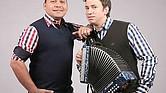 Jean Carlos Centeno y Ronal Urbina.