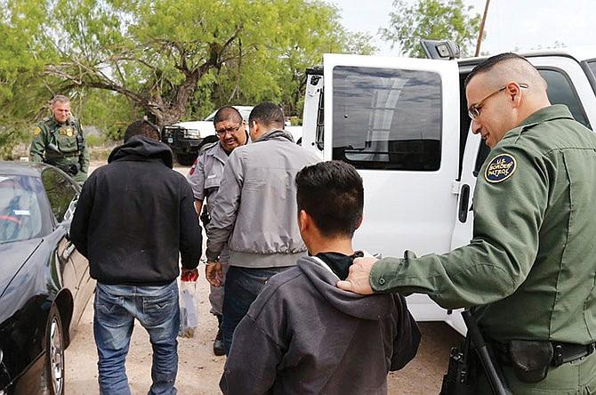 Menos migrantes fueron arrestados en junio