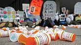 DIFÍCIL SITUACIÓN. Cualquier disminución de las muertes por sobredosis es buena noticia, pero la cifra sigue siendo siete veces más de lo que era hace una generación.