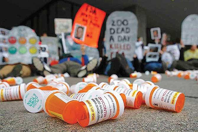 Muertes por sobredosis estarían disminuyendo