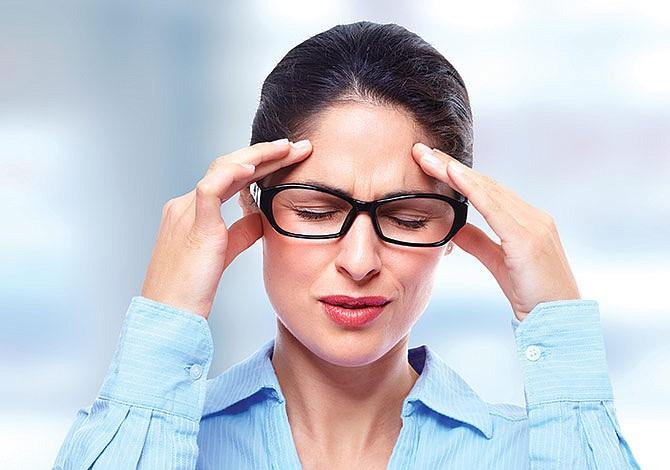 Los insoportables dolores de la migraña