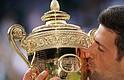 DOMINIO. Djokovic repitió el título obtenido en 2018