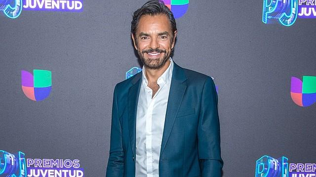 SHOW. El actor mexicano Eugenio Derbez posa el 18 de julio a su llegada a los Premios Juventud 2019, en las instalaciones del Wastco Center, en Miami.   Foto Efe/Giorgio Viera