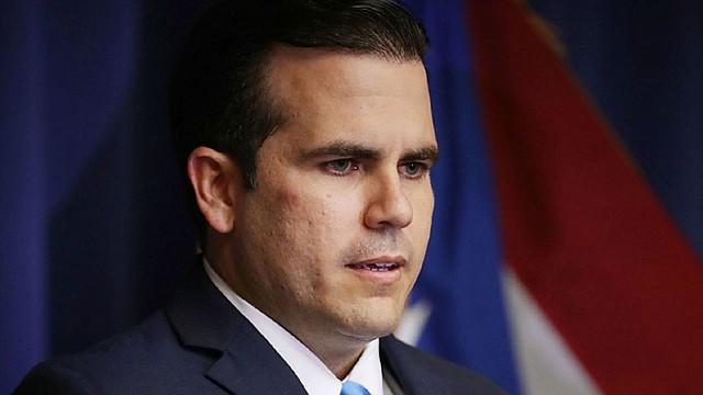 PROTESTA. Según medios de comunicación, Rosselló grabó un video con su renuncia que iba a ser divulgado este miércoles. También señaló que lo sucedería la secretaria de Justicia, Wanda Vázquez.