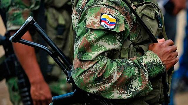 GUERRILLA. La identidad de los detenidos no fue entregada por la ministra, que solo reveló que sobre ambos existían ya órdenes de captura.