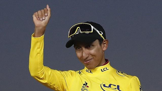 REFERENTE. Subió a los más alto del podio en París