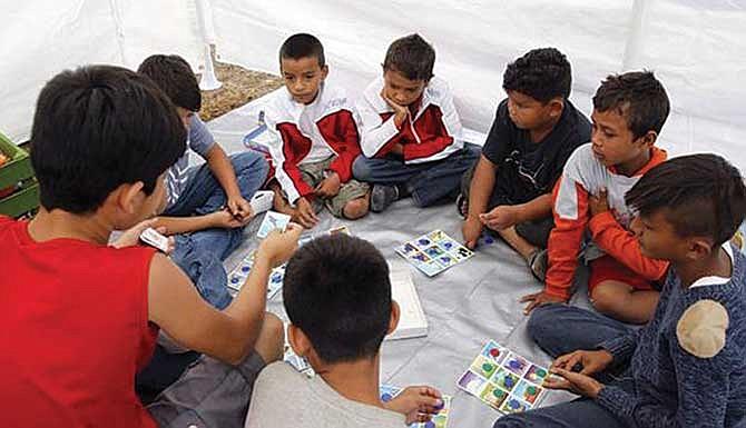 Centro para migrantes contrasta por su buen trato