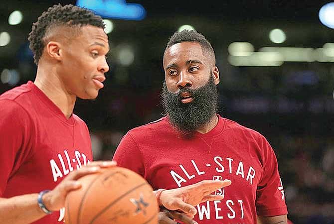 Nuevas duplas en la NBA