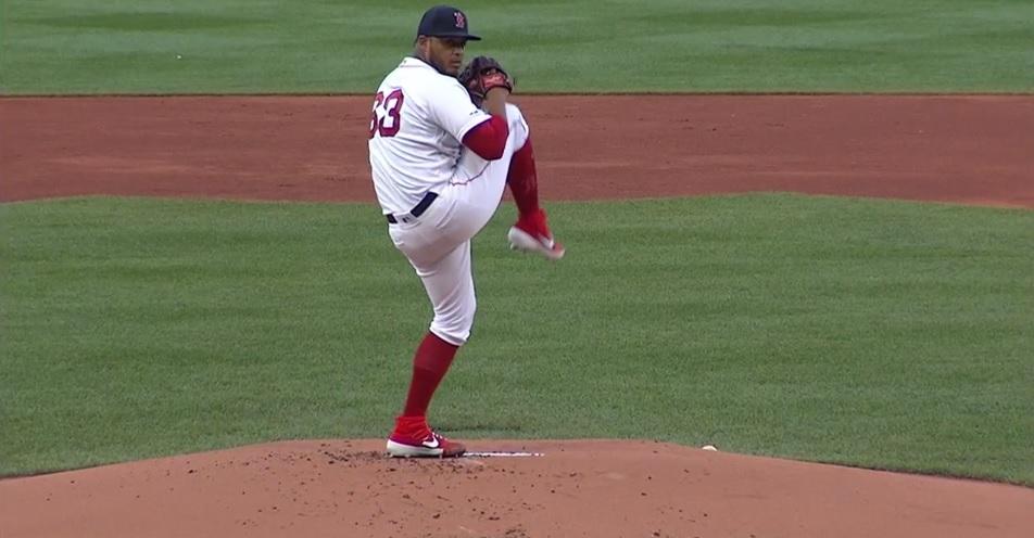 Darwinzon Hernández (Captura MLB Network)