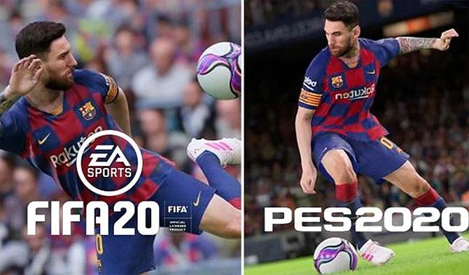 Al Piemonte Chevy >> PES 2020 vs. FIFA 20 | Periodico El Mundo - Noticias para ...