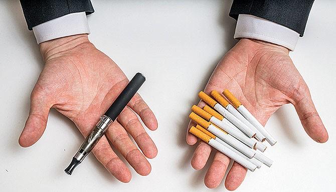 Cigarrillo electrónico frena la lucha contra el tabaco
